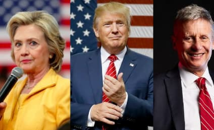 Who Are You Voting For? It's Time to Decide