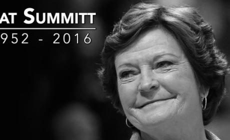 Pat Summitt: Mourned, Remembered by Stars Everywhere