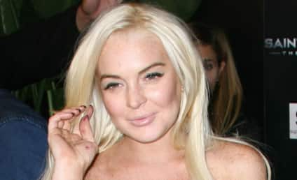 Lindsay Lohan: I'm Still Doing Samantha Ronson!