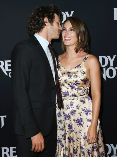 Adam Brody and Leighton Meester: In Love!
