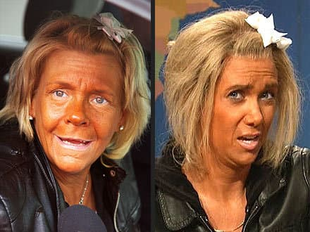 Tanning Mom and Kristen Wiig