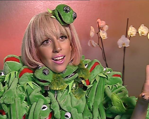 The Best Worst Of Lady Gaga Fashion - The Hollywood Gossip-9472