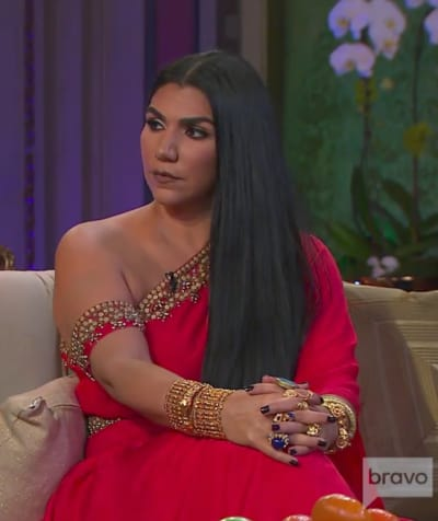 Asa Soltan on Shahs of Sunset