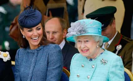 Kate Middleton: Refusing to Spend Christmas With the Queen?