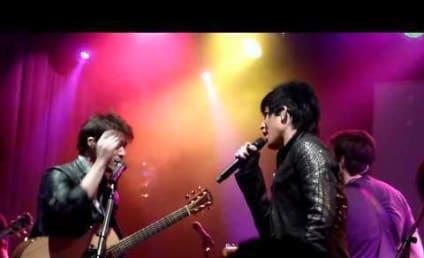 Crazy Good: Adam Lambert, Kris Allen and Allison Iraheta Reunite on Stage