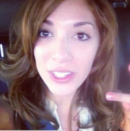 Farrah abraham selfie picture
