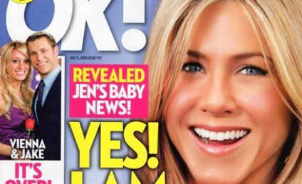 Jennifer Aniston: It's (Not Even Close to) Baby Time!