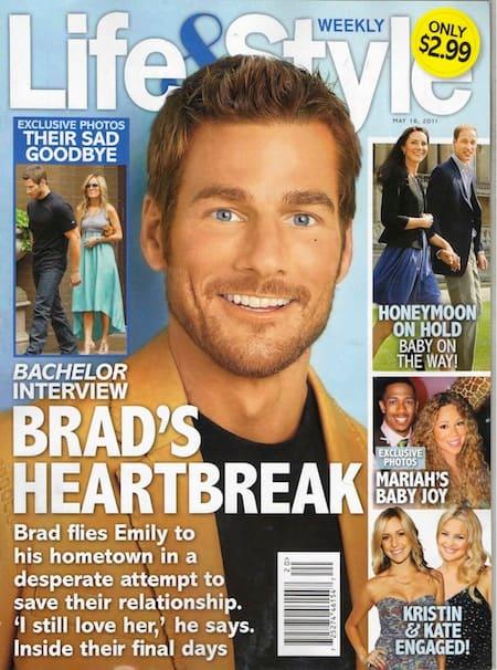 Brad's Heartbreak