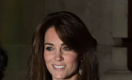 Kate Middleton: 100 Women In Hedgefunds 2015 Gala