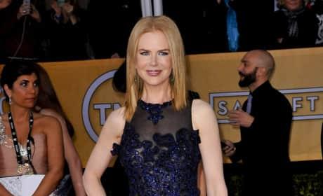 Nicole Kidman SAG Fashion