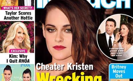 Kristen Stewart to Wreck Another Marriage?!?