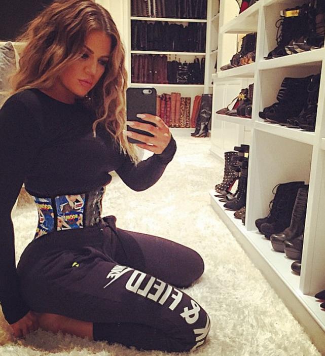 Khloe Kardashian Sells Out