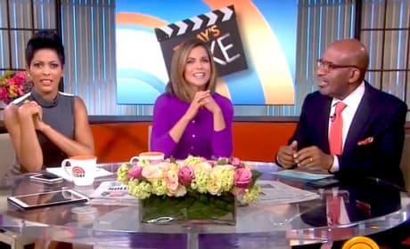 Today Show Mocks Anchor Shake-Up Rumors