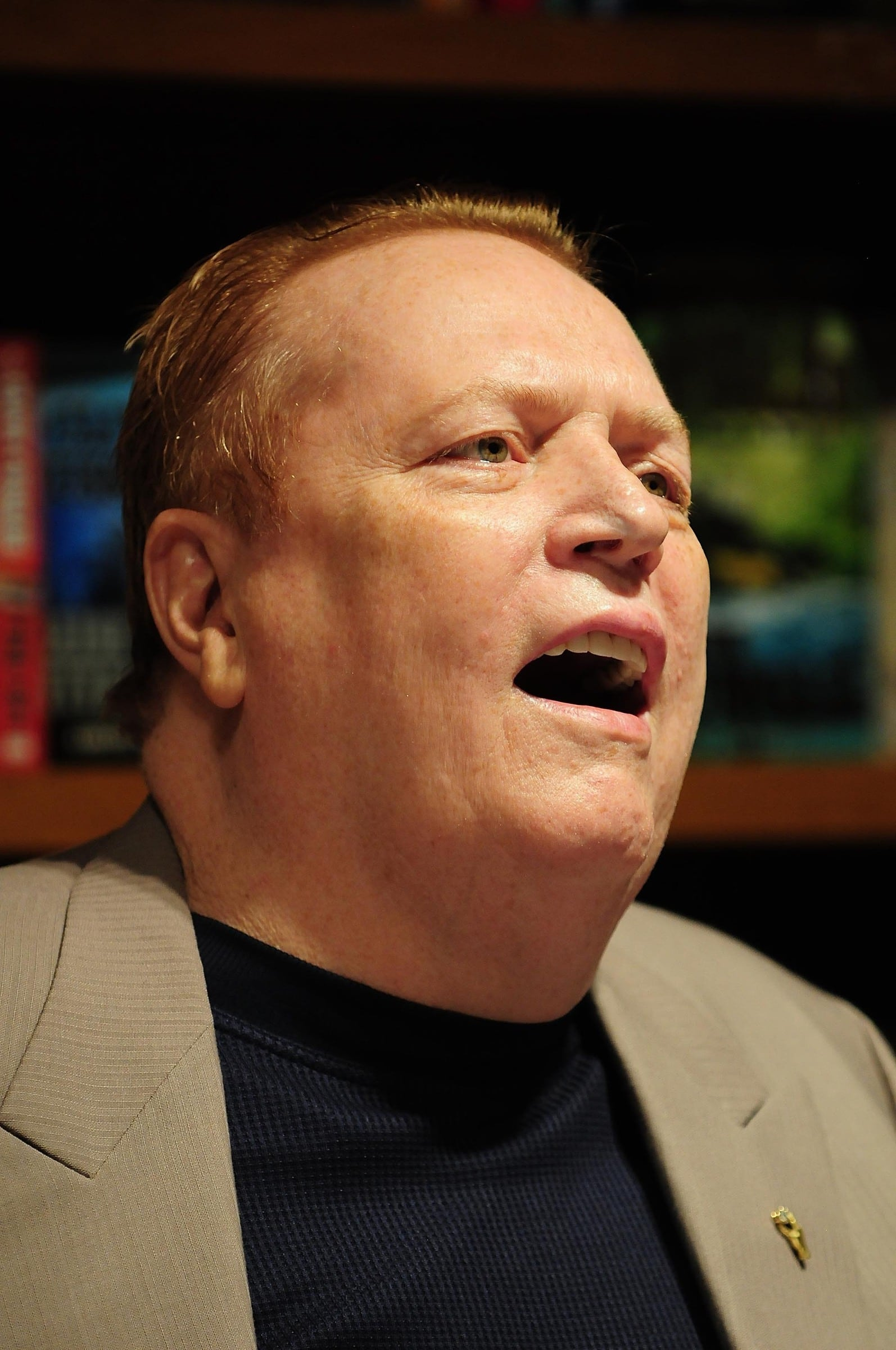 Larry Flynt To Daniel Tosh Run My Company The Hollywood Gossip