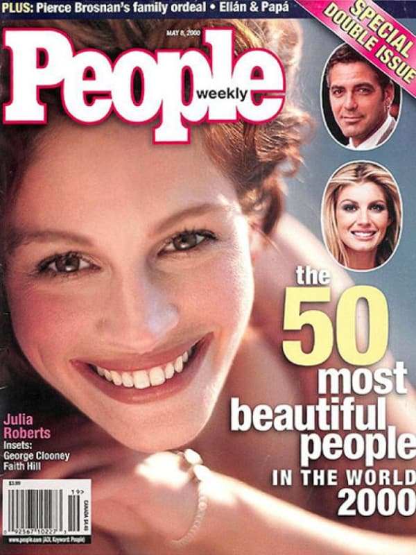 Image result for julia roberts people 2000