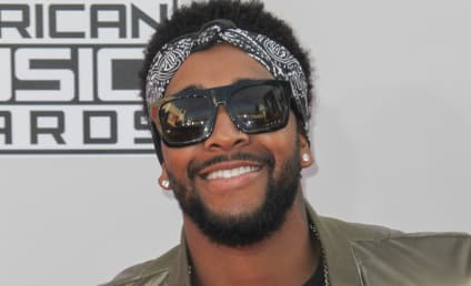 """Omarion Rants Over Grammy Snub, Says He's the """"Chosen"""" One"""