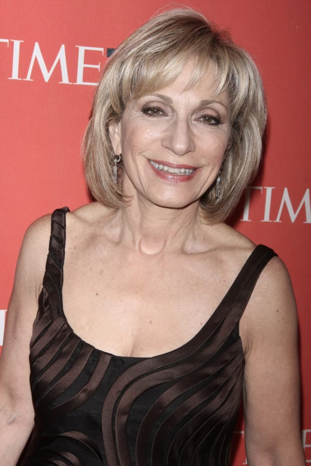 Andrea Mitchell Nbc Journalist Diagnosed With Breast