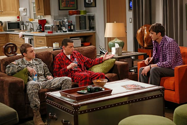 Two and a Half Men Cast Members