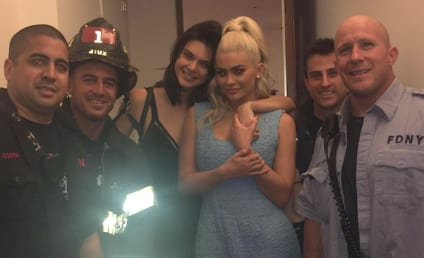 """Kendall Jenner and Kylie Jenner Get Stuck in Elevator, Survive """"Worst Nightmare"""""""