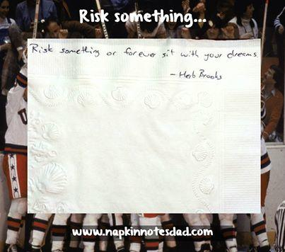 Risk Something
