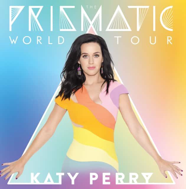 Katy Perry Tour Poster