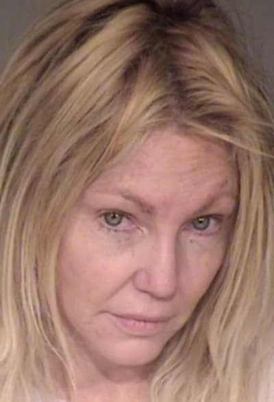Heather Locklear Mug Shot (2018)
