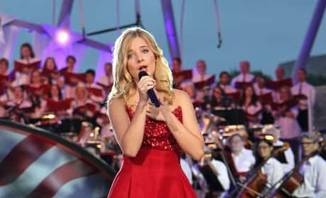 Jackie Evancho in DC
