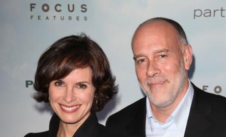 Elizabeth Vargas and Marc Cohn