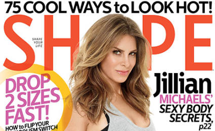Jillian Michaels: Nude in Shape Magazine!