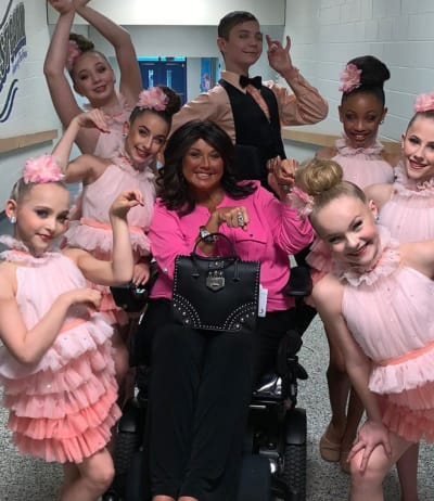 Abby Lee Miller is Cancer-Free. But Will She Ever Walk Again?