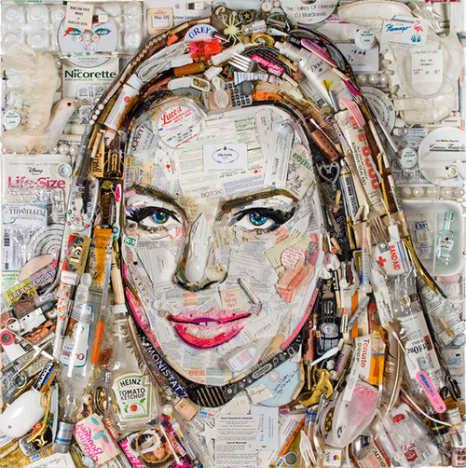 Lindsay Lohan Trash