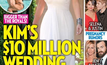 Kim Kardashian Wedding to Cost $10 Million?