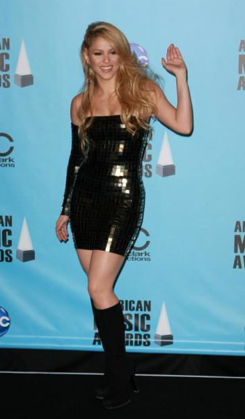 Shakira Fashion Pic