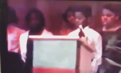 13-Year Old Kanye West Pays Tribute to MLK