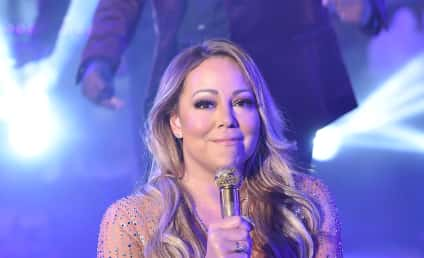 Mariah Carey on New Year's Eve Debacle: What Would Dick Clark Have Done?!?