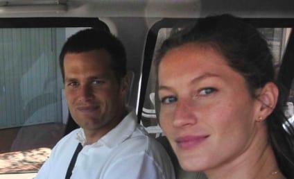 Tom Brady, Gisele Bundchen Visit Brazil