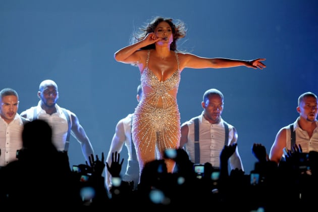 Jennifer Lopez Live in Concert