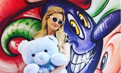 Holly Madison Welcomes Son
