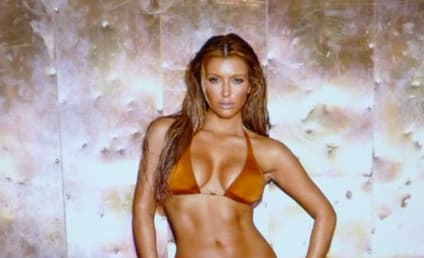 OMG! Kim Kardashian's House Vandalized! Family All Wet!