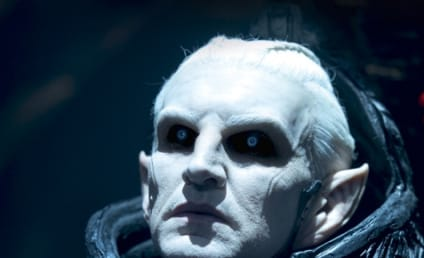 Thor: The Dark World Stills: Check Out Christopher Eccleston!