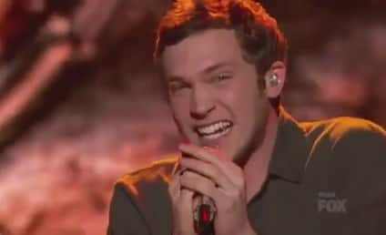 Phillip Phillips: Hard to Handle on American Idol