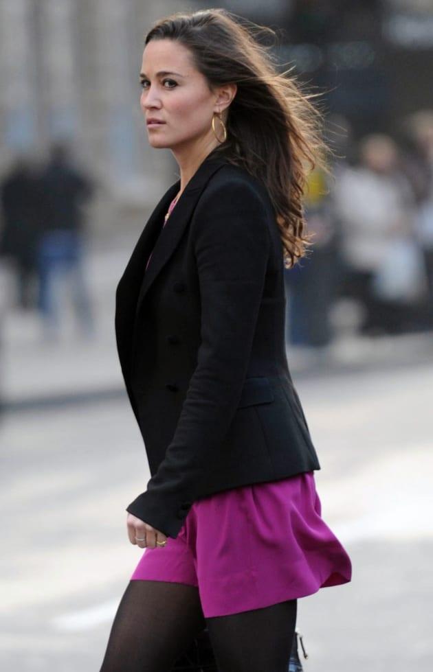 Pippa Middleton, Leggings
