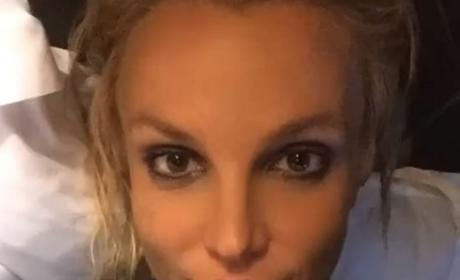 Britney Spears, Up Close