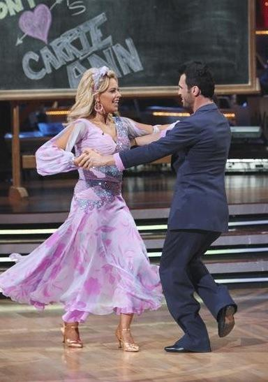 Kate Dances with Tony