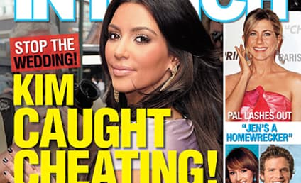 Kim Kardashian Accused of Cheating With Bret Lockett, Threatens to Sue In Touch Weekly