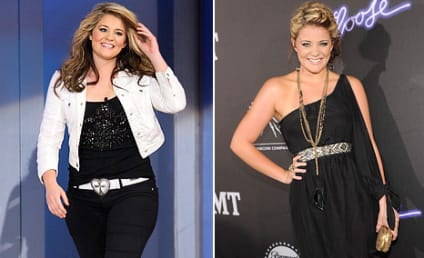 Lauren Alaina Weight Loss Pics: Before & After