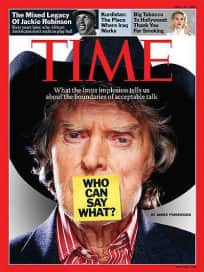 Don Imus Time Cover