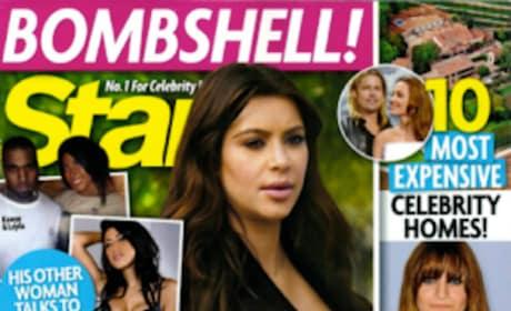 Kanye West Cheating Claim