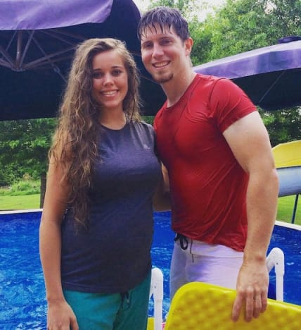 Jessa Duggar Swimsuit Photo