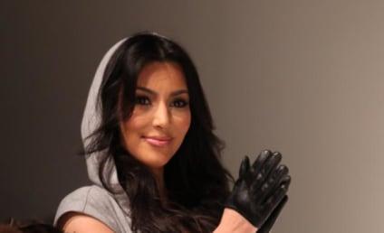 Kim Kardashian Makes Hideous Fashion Statement
